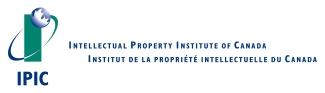 Intellectual Property Institute of Canada